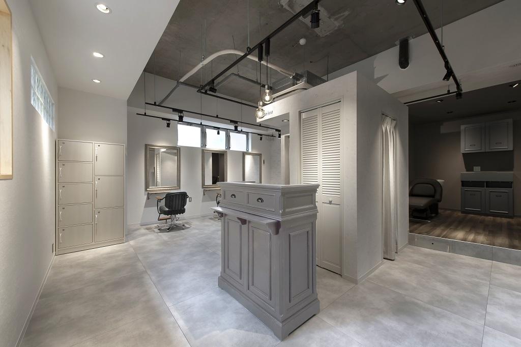 美容室 内装デザイン