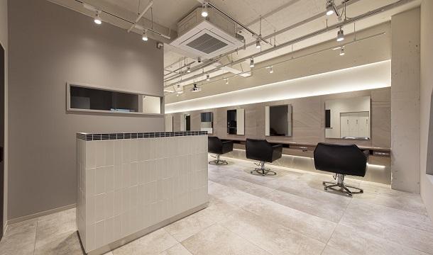 美容室 開業 内装 デザイン